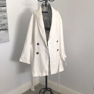 Zara 3/4 Topper (Jacket)